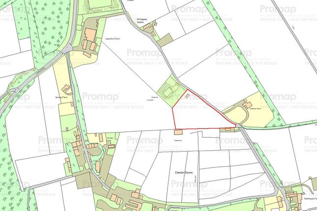 Thumbnail Land for sale in Shere Road, West Clandon