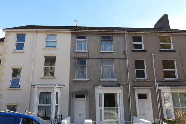 Thumbnail Terraced house for sale in Bryn Road, Brynmill, Swansea