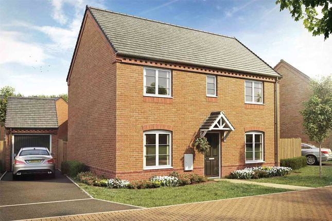Thumbnail Detached house for sale in Powyke View, Powick, Worcestershire