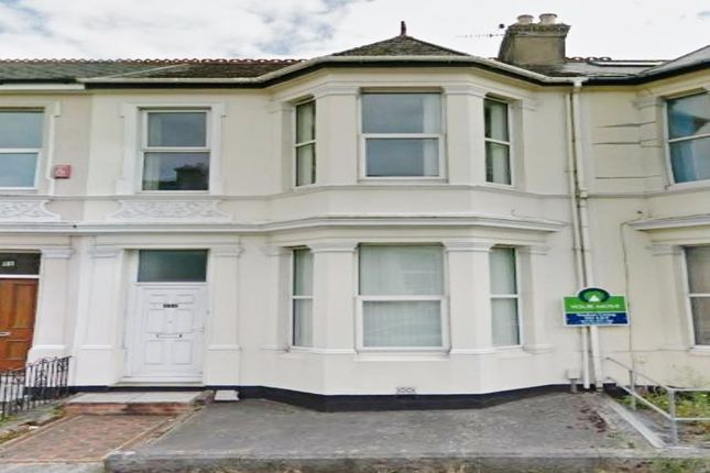 Thumbnail Terraced house to rent in Beaumont Road, Plymouth