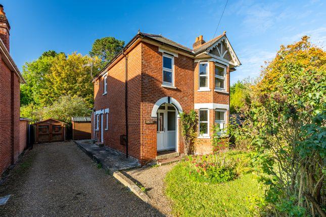 Thumbnail Detached house for sale in Bridge Road, Southampton
