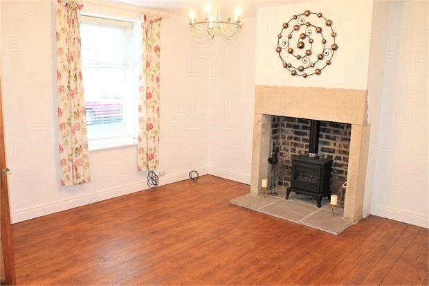 Living Room of Eilansgate Terrace, Hexham, Northumberland NE46