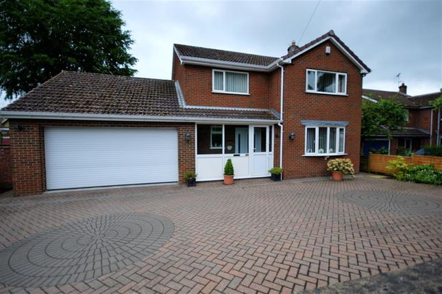 Thumbnail Detached house for sale in 45 Welham Road, Norton, Malton