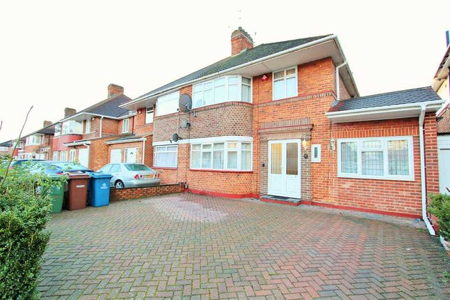 Thumbnail Semi-detached house for sale in Howberry Road, Canons Park, Edgware
