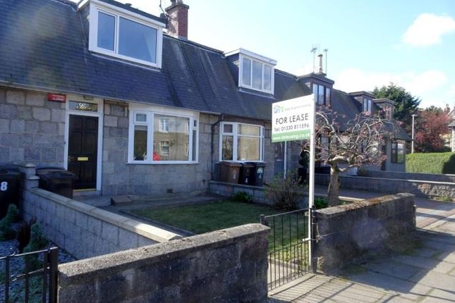 Thumbnail Terraced house to rent in Balmoral Road, Aberdeen