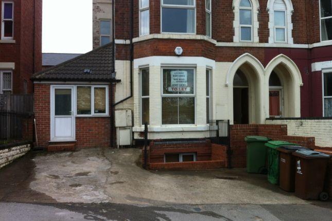 Thumbnail Shared accommodation to rent in Noel Street, Nottingham