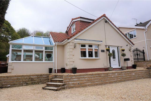 Thumbnail Detached bungalow for sale in Reservoir Road, Ebbw Vale
