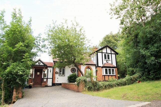 Thumbnail Detached house for sale in Birds Cottage, Crabtree Hill