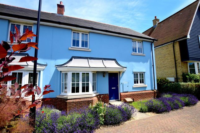 Thumbnail Semi-detached house for sale in Meadow Park, Braintree