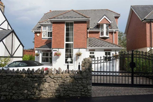 Thumbnail Detached house for sale in Harbour Winds Court, Overland Road, Mumbles