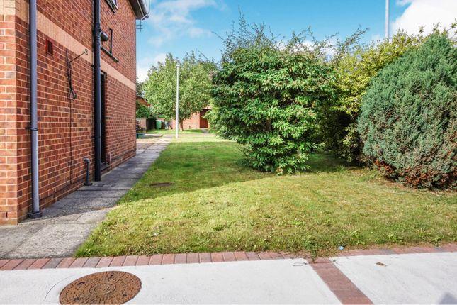 Side Garden of Peterhouse Road, Grimsby DN34