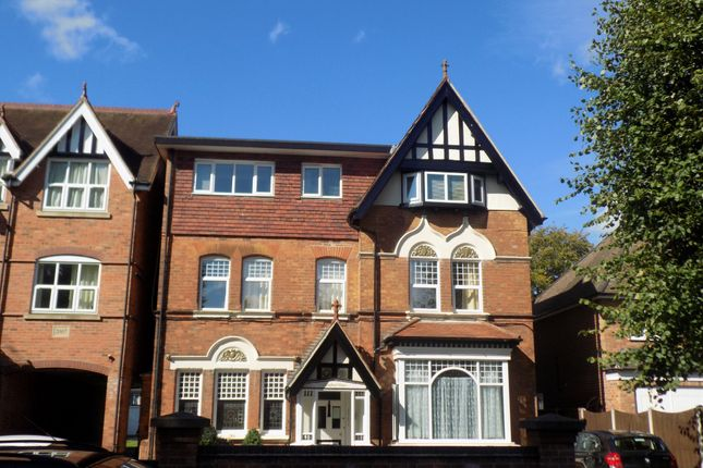 Thumbnail Flat to rent in Station Road, Sutton Coldfield