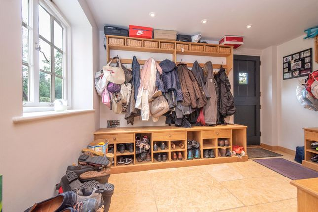 Orchards Boot Room