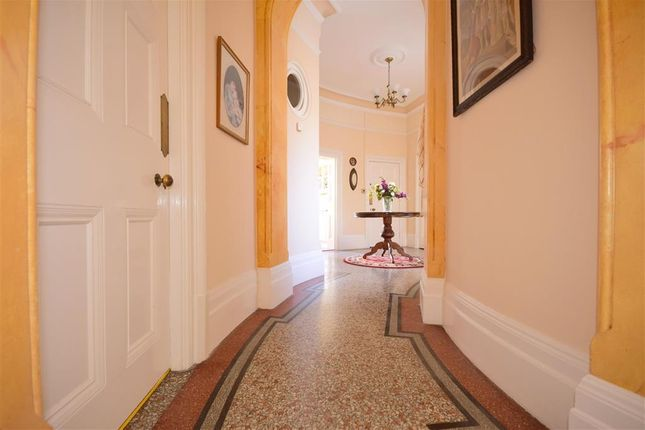 Internal Feature of Harbour Parade, Ramsgate, Kent CT11
