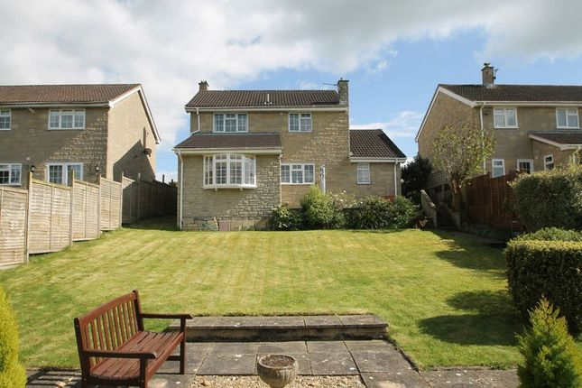 Thumbnail Detached house for sale in Coxley, Wells
