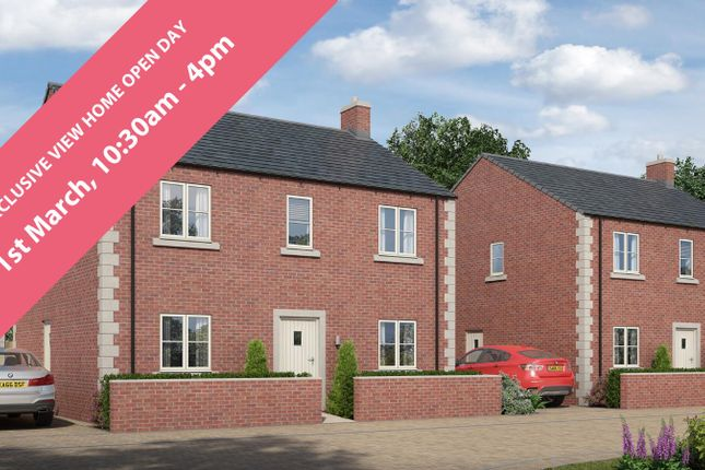 Thumbnail Detached house for sale in Rokesby Place, Pickhill, Thirsk