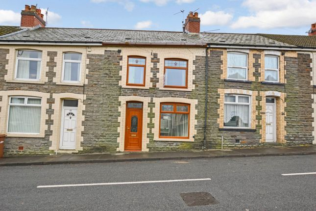 Thumbnail Terraced house for sale in Moorland Road, Bargoed