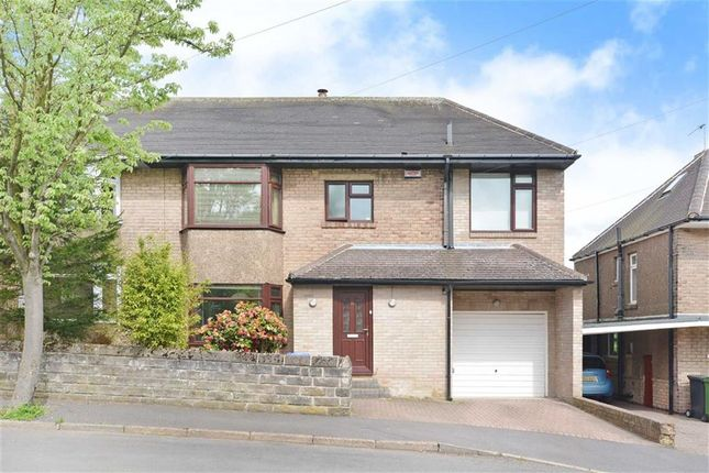 Thumbnail Semi-detached house for sale in Crimicar Drive, Sheffield, Yorkshire