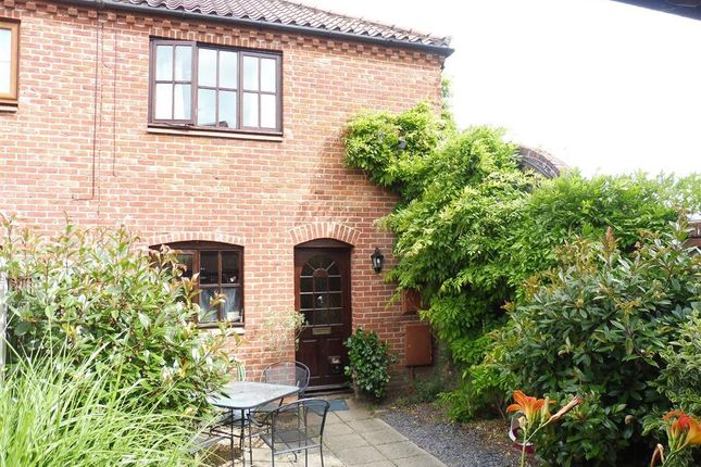 Thumbnail End terrace house to rent in Hillside Court, Bungay