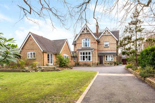 Thumbnail Detached house for sale in Ferndale Road, Burgess Hill, West Sussex