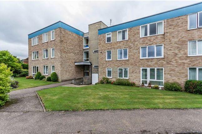 Thumbnail Flat for sale in Thornton Court, Girton, Cambridge