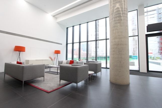 Thumbnail Flat for sale in 2 Elvin Gardens, Wembley