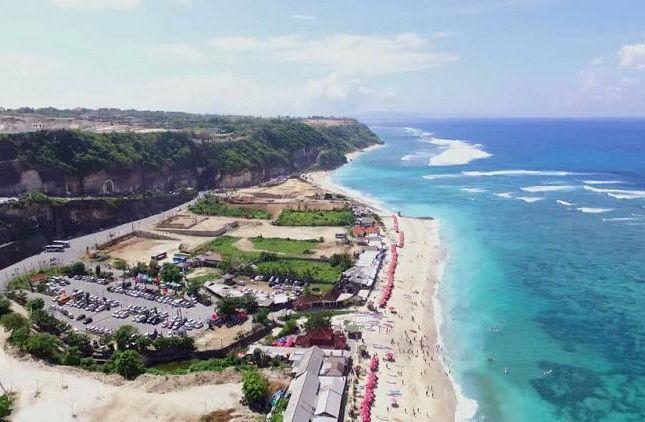 Thumbnail Land for sale in Beachfront Land In Pandawa, Ungasan, Bali, Indonesia, Indonesia