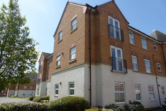 Thumbnail Flat to rent in Conyger Close, Great Oakley, Corby