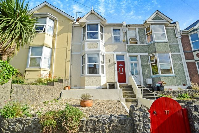 3 bed terraced house for sale in Forest Road, Torquay