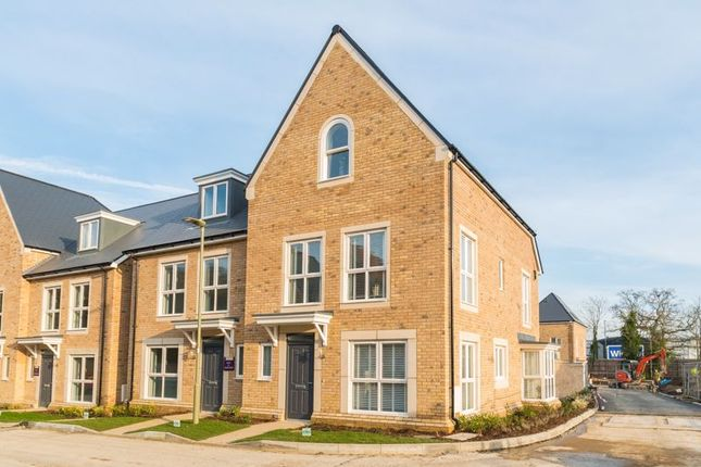 Thumbnail Semi-detached house for sale in Bessemer Close, Bicester