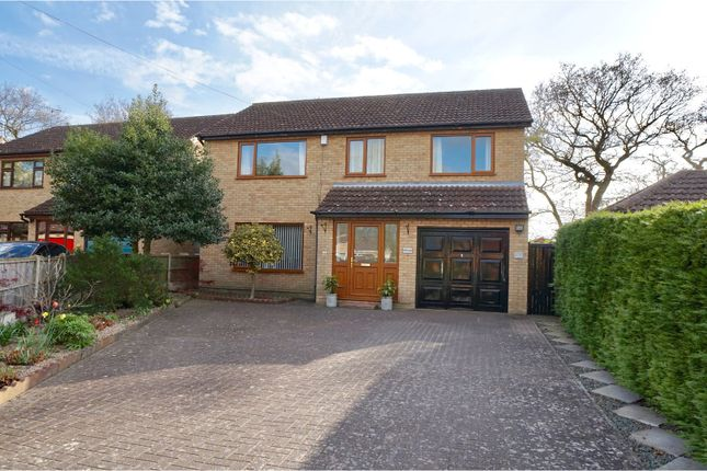 Thumbnail Detached house for sale in Coopers Holt Close, Skellingthorpe