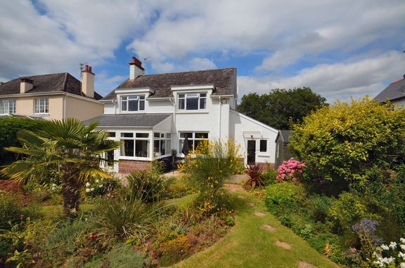 Thumbnail Detached house for sale in Post Hill, Tiverton