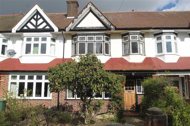 3 bed terraced house for sale in Wellington Avenue, London