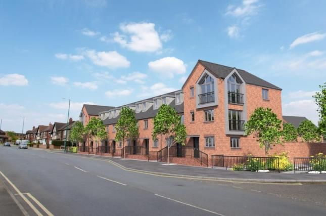 Thumbnail End terrace house for sale in Haydn Road, Sherwood, Nottingham