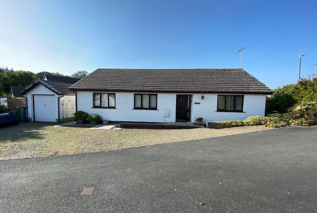 Thumbnail Bungalow for sale in Maes Dafydd, Llanarth