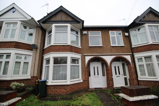 Thumbnail Terraced house to rent in Kempley Avenue, Coventry