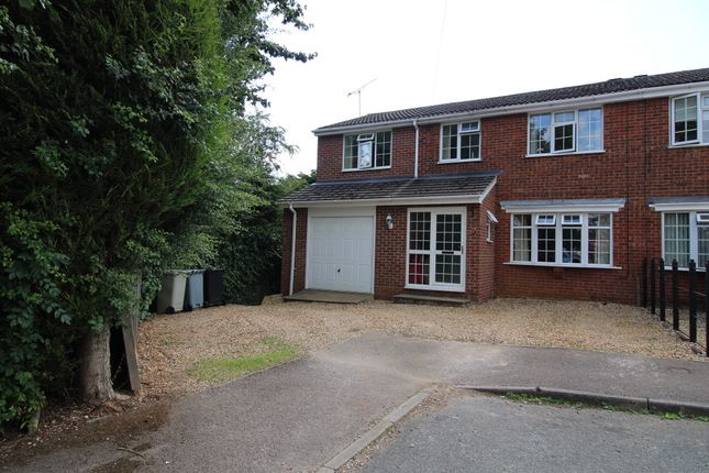 Thumbnail Semi-detached house for sale in Branston Road, Uppingham, Oakham