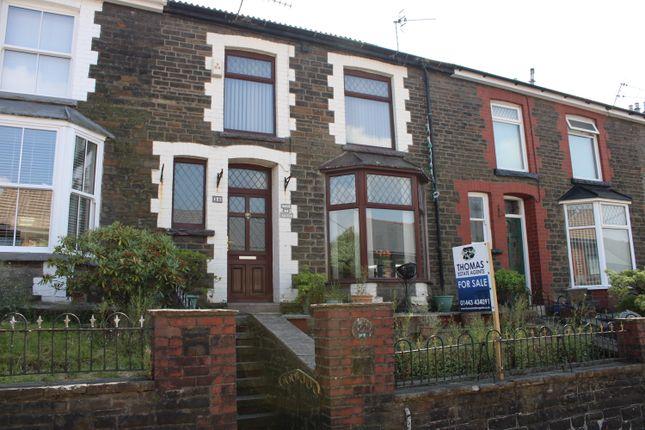 Thumbnail Terraced house for sale in Bronllwyn Road, Gelli