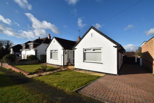 Thumbnail Detached bungalow for sale in Rose Avenue, Droitwich