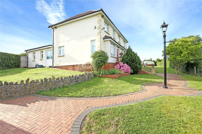 Thumbnail Detached house for sale in Barrow Lane, Winford, Bristol