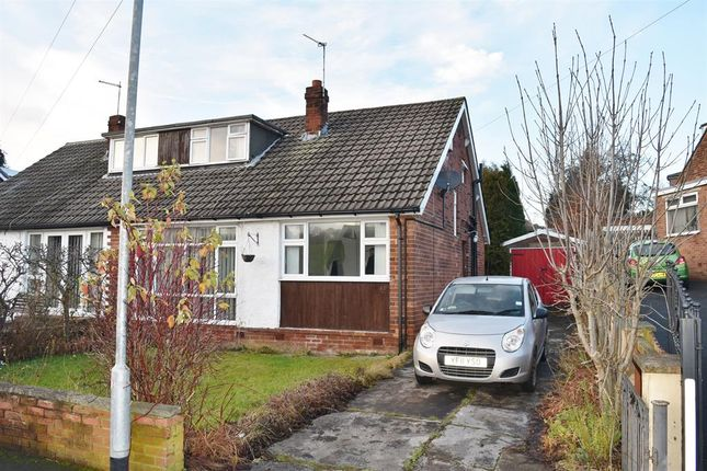Thumbnail Semi-detached bungalow to rent in Daleside Grove, Pudsey