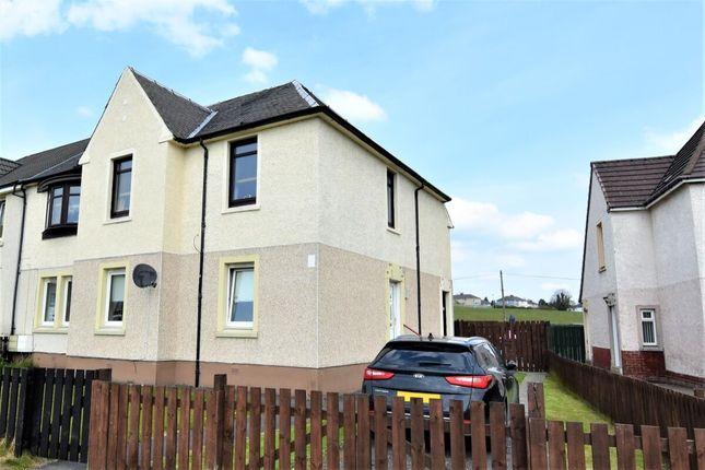 Thumbnail Flat for sale in Thorndean Avenue, Bellshill