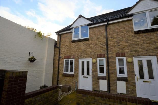 Thumbnail Semi-detached house for sale in Inkerman Court, South Street, Taunton, Somerset