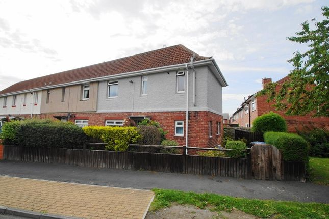 Thumbnail Semi-detached house to rent in Musgrave Gardens, Gilesgate, Durham