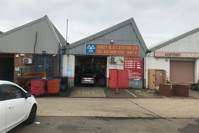 Thumbnail Industrial for sale in Abbey Trading Estate, Bell Green Lane, London