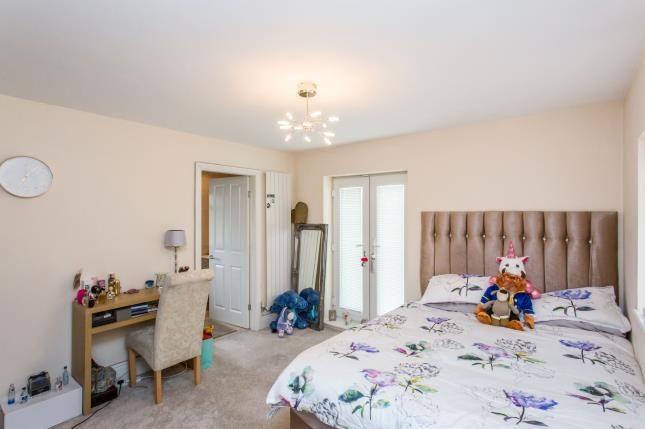 Master Bedroom of Ashridge, 1A Moors Lane, Winsford, Cheshire CW7