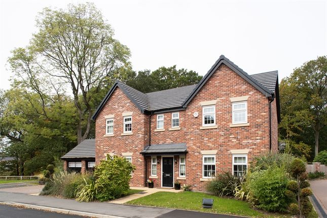 "Thumbnail Detached house for sale in ""Bond"" at Grange Drive, Carlisle"