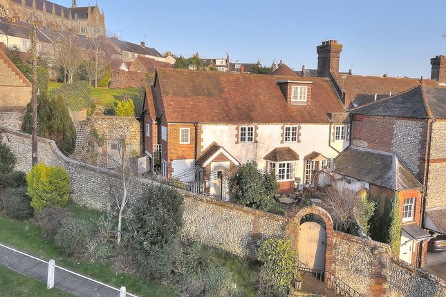 Thumbnail Semi-detached house for sale in Mount Pleasant, Arundel