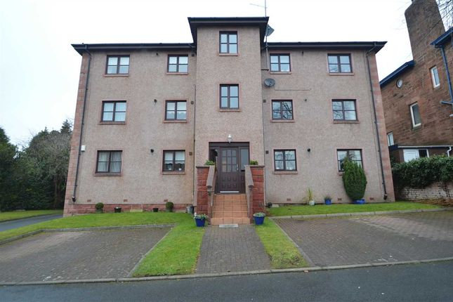Thumbnail Flat for sale in Hamilton Road, Motherwell