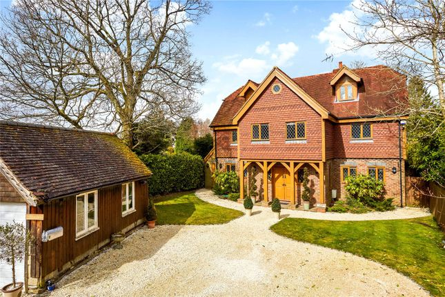Thumbnail Detached house for sale in Warren Road, Crowborough, East Sussex